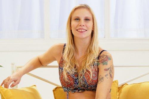 Maestro di ballo Alessia Mauri