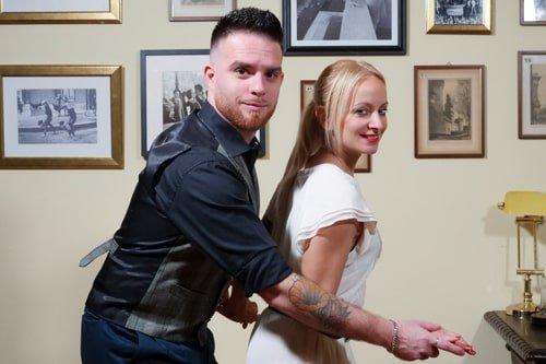 Maestri di ballo Marco e Daisy