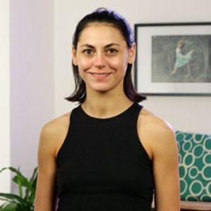 Maestro di ballo Samira Cogliandro