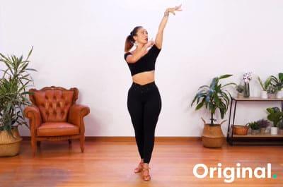 Corso di ballo gestualità femminile