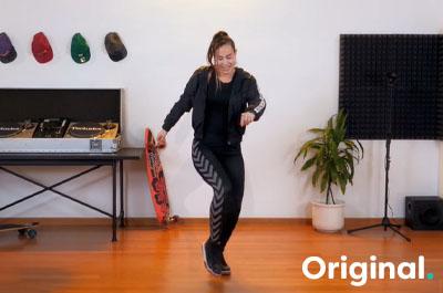 Corso di ballo Reggaeton Coreo 1