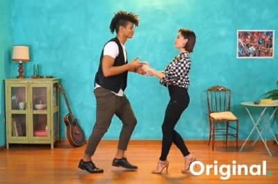 Corso di ballo Salsa Base 1
